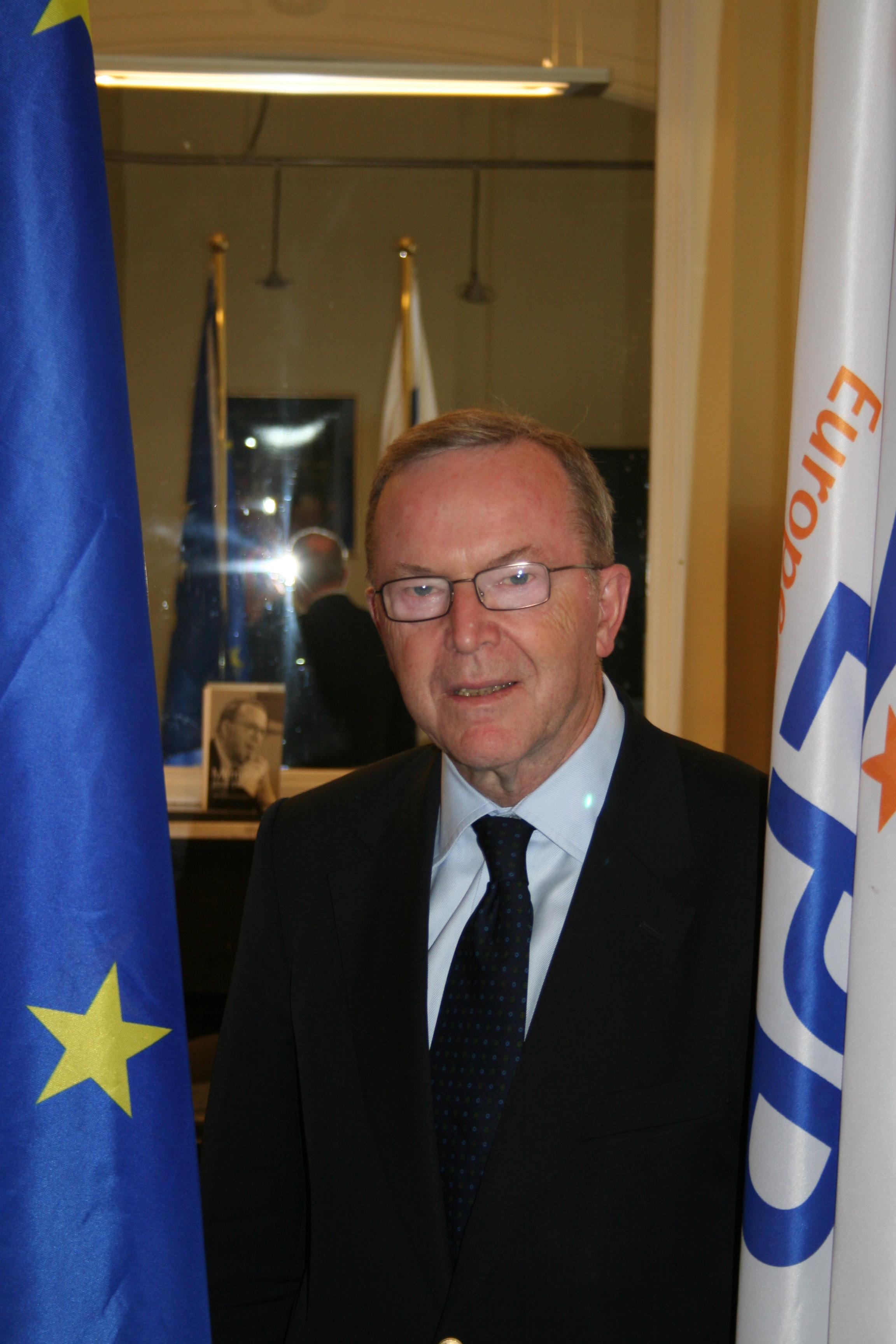 minister van staat